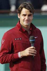 Federer-microphone