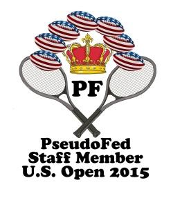PseudoFed US Open Logo